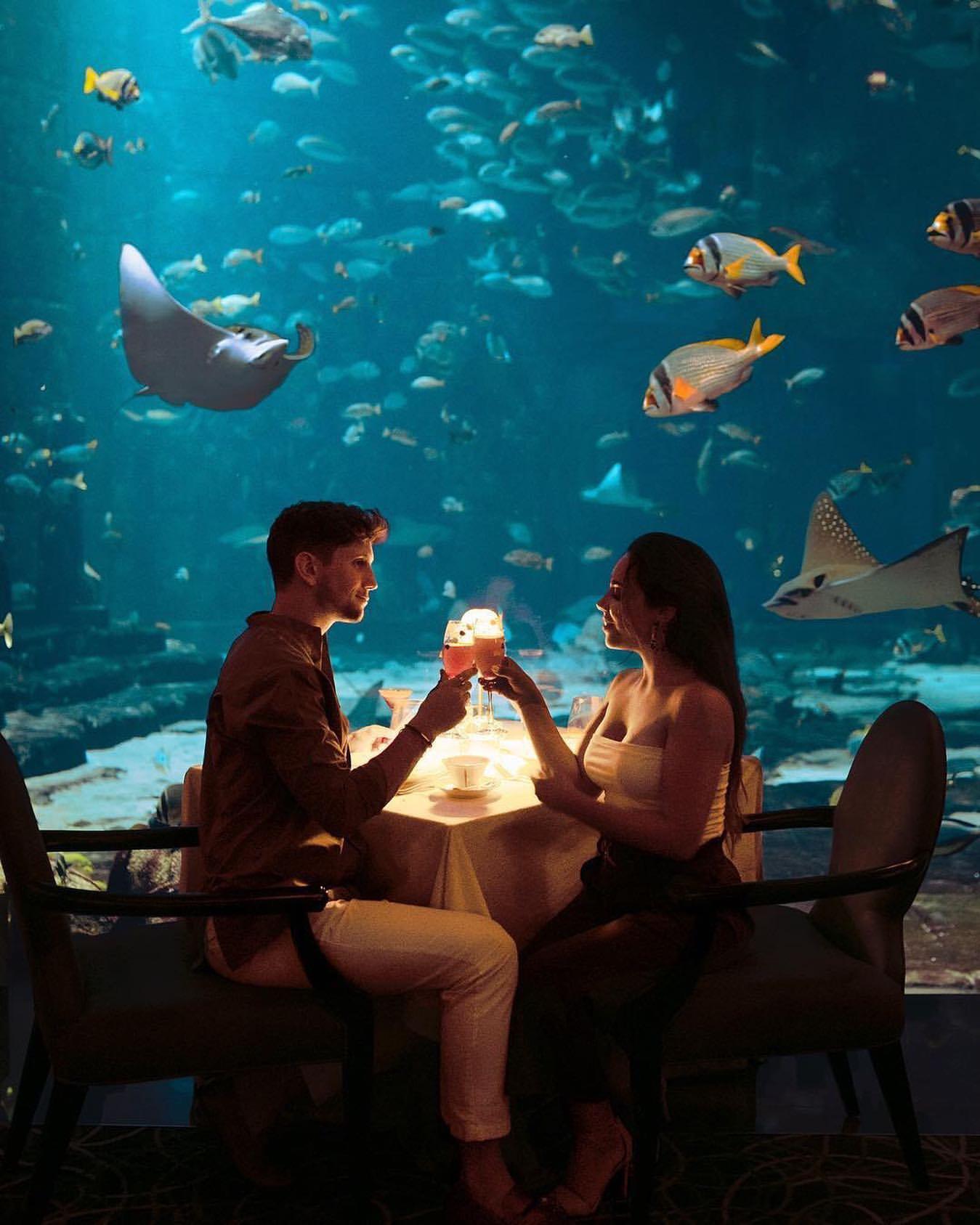 Khách sạn dưới nước