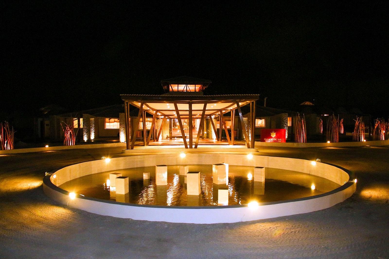 khách sạn muối