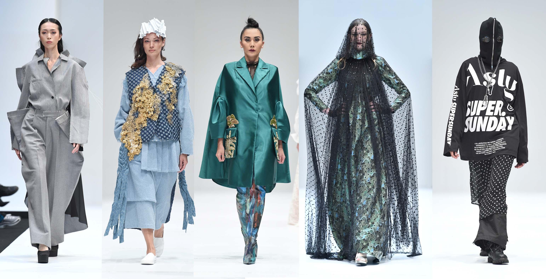bộ sưu tập trình diễn kuala lumpur fashion week 2019