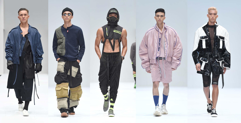 thiết kế dành cho nam tại kuala lumpur fashion week 2019