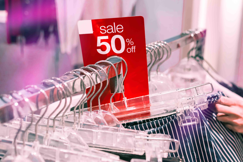 mua sắm hàng giảm giá