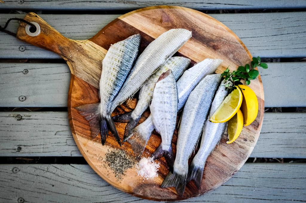 cá giúp cơ thể có mùi dễ chịu