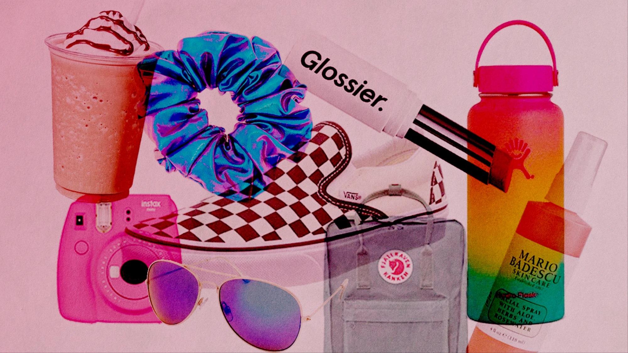 Những item đặc trưng của VSCO girl