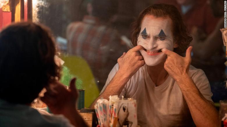 Phoenix tập diễn Joker