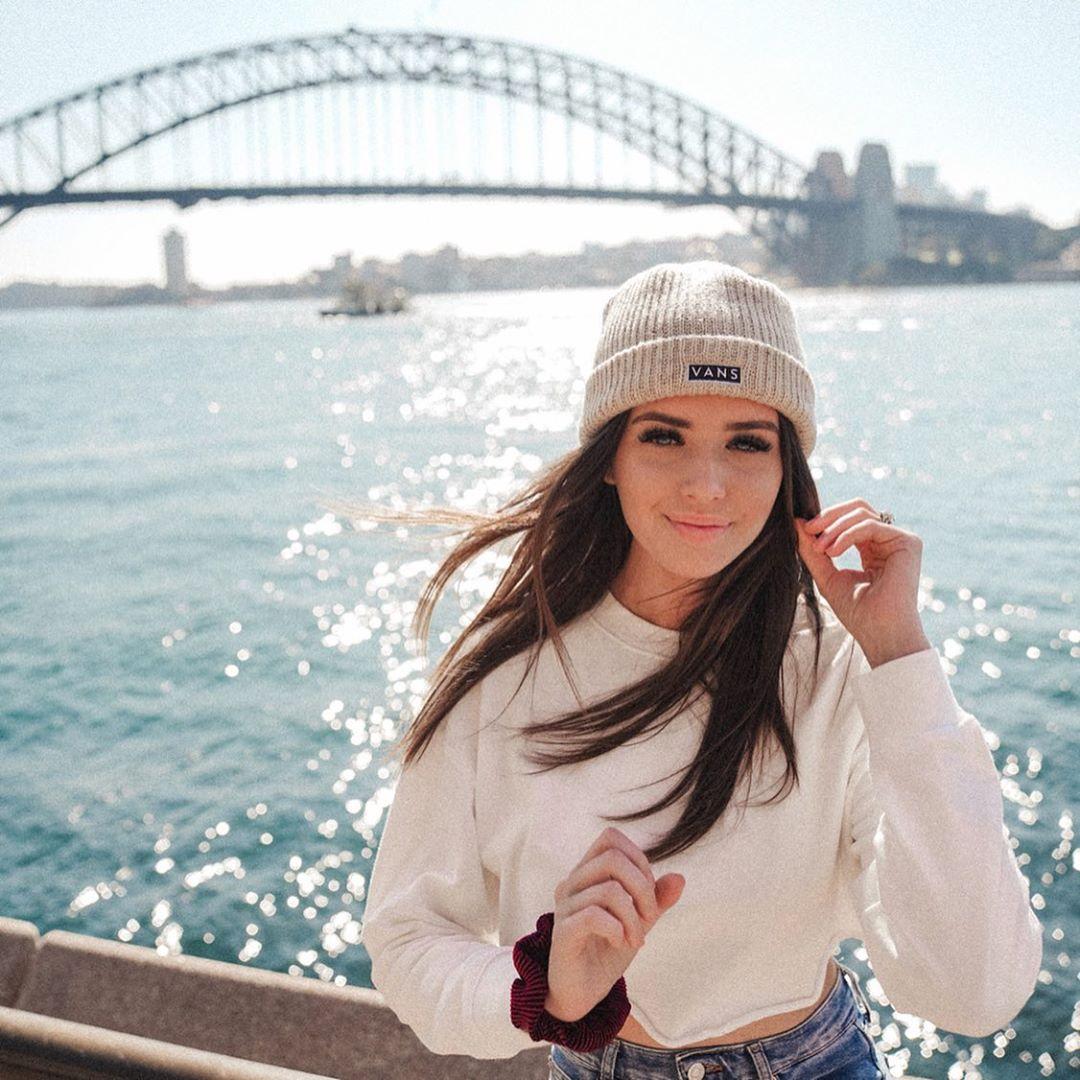phong cách vsco girl sẽ thay đổi vào mùa đông tới - Jess Conte