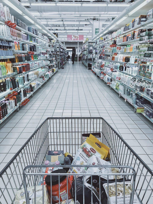 siêu thị loại bỏ đường