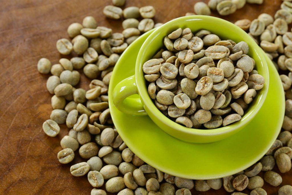 tách cà phê xanh 1