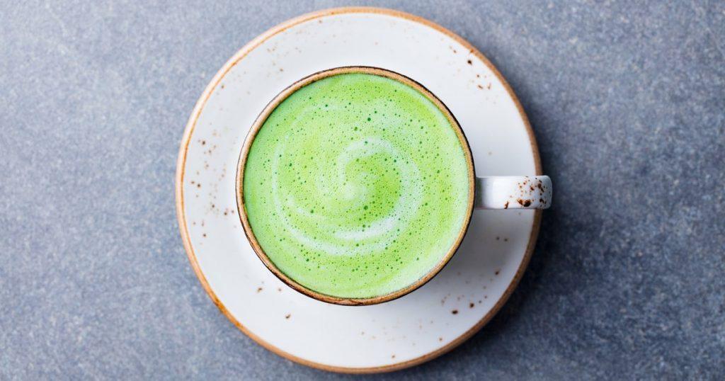 tách hạt cà phê xanh