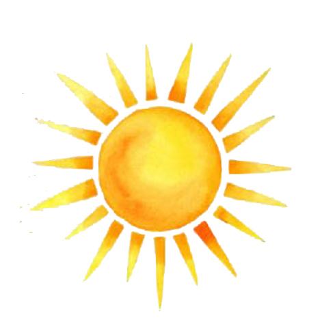 trắc nghiệm hình ảnh mặt trời 1