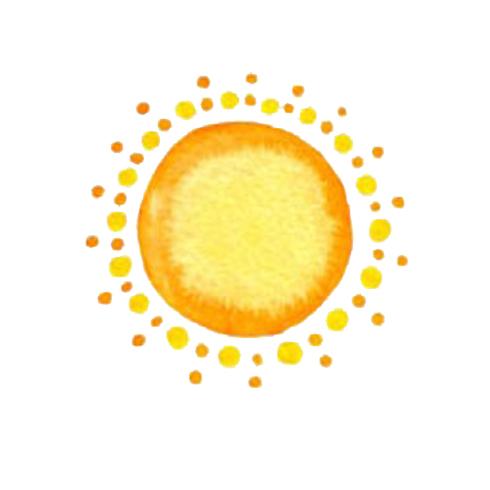 trắc nghiệm hình ảnh mặt trời 2
