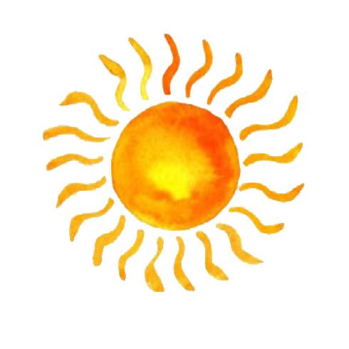 biểu tượng mặt trời 5