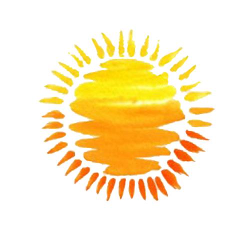 biểu tượng mặt trời 6