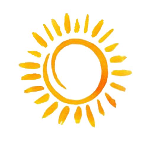 biểu tượng mặt trời 7