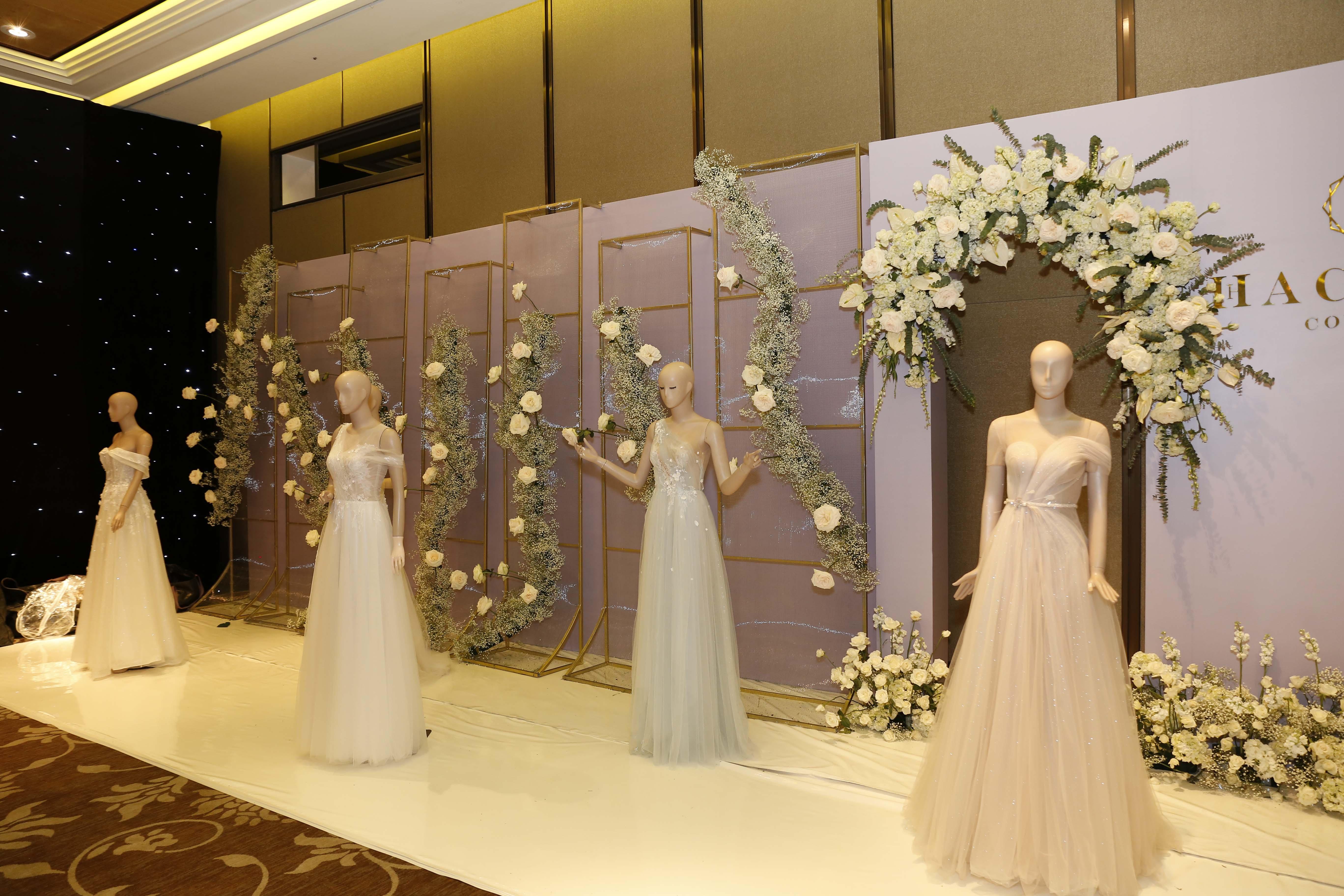 bộ sưu tập váy cưới hacchic couture 3