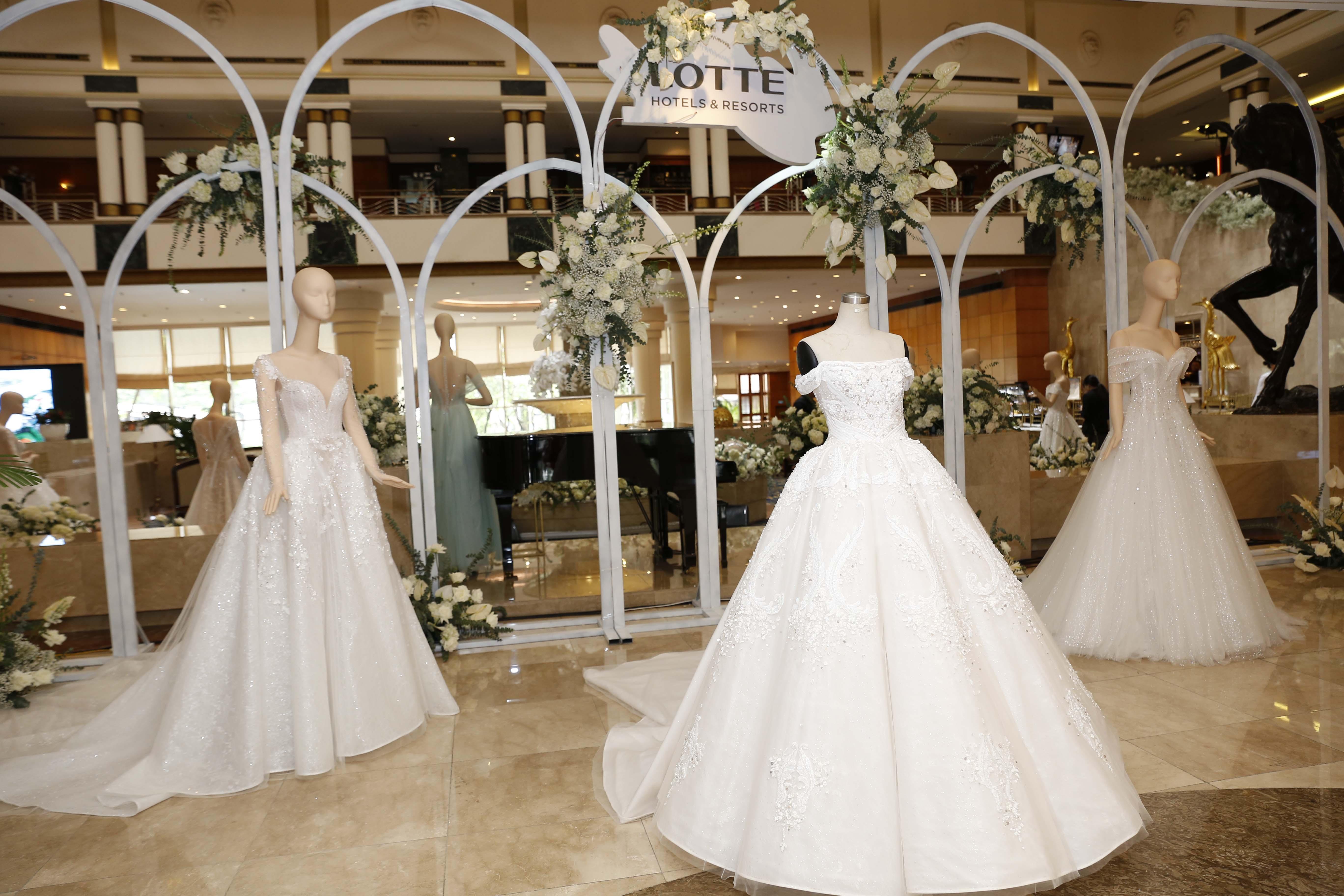 bộ sưu tập váy cưới hacchic couture 4