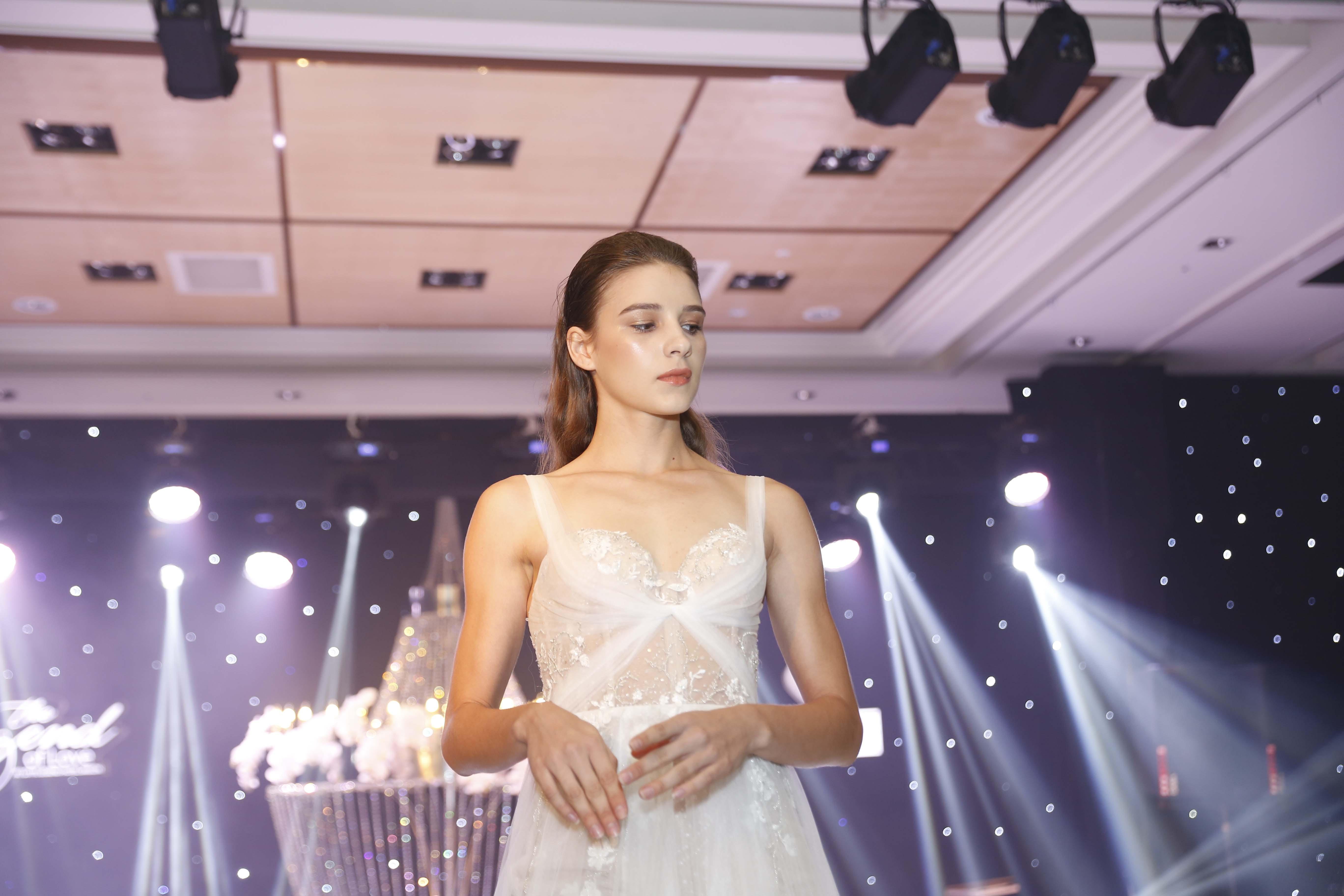 bộ sưu tập váy cưới hacchic couture 1