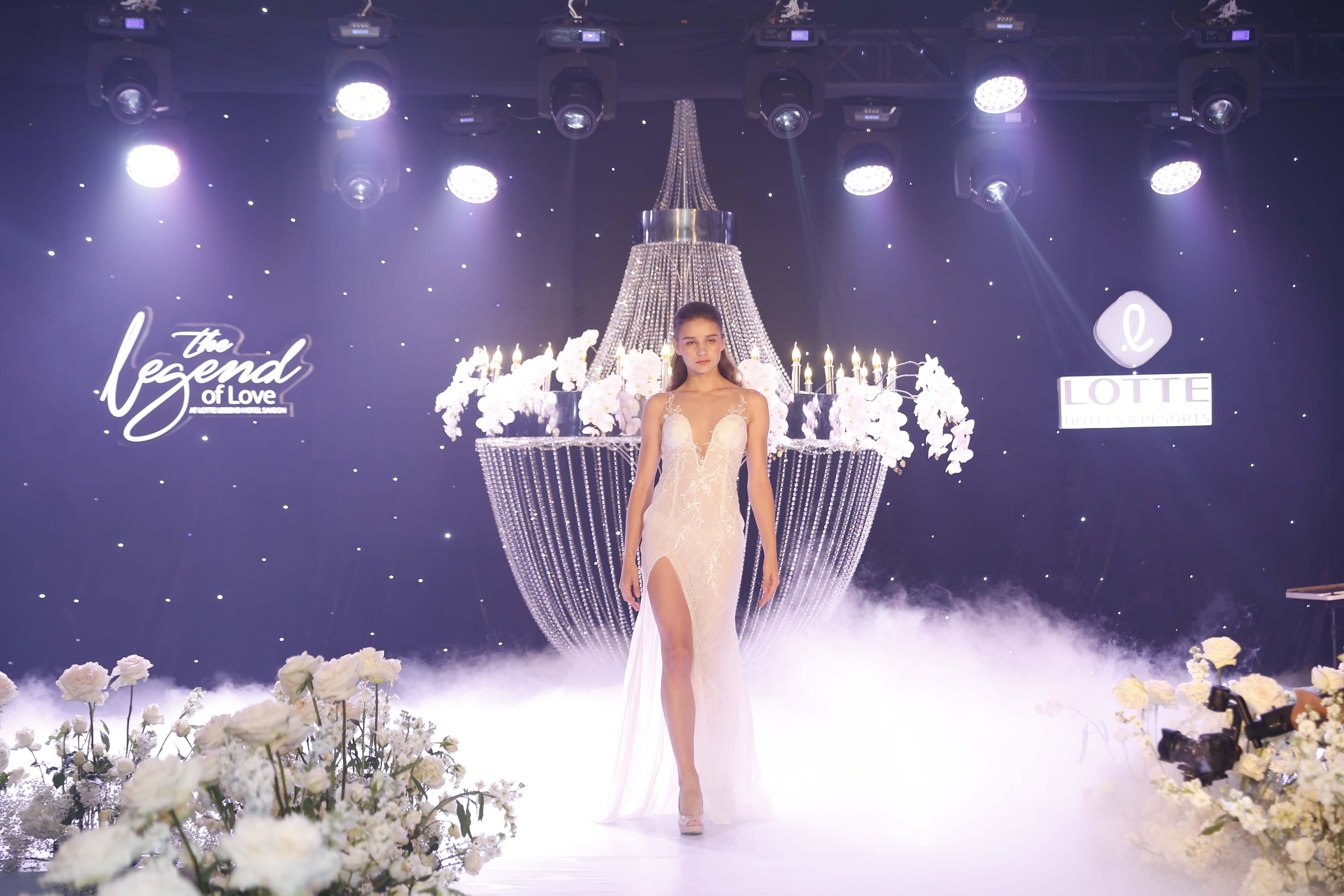bộ sưu tập váy cưới hacchic couture 2