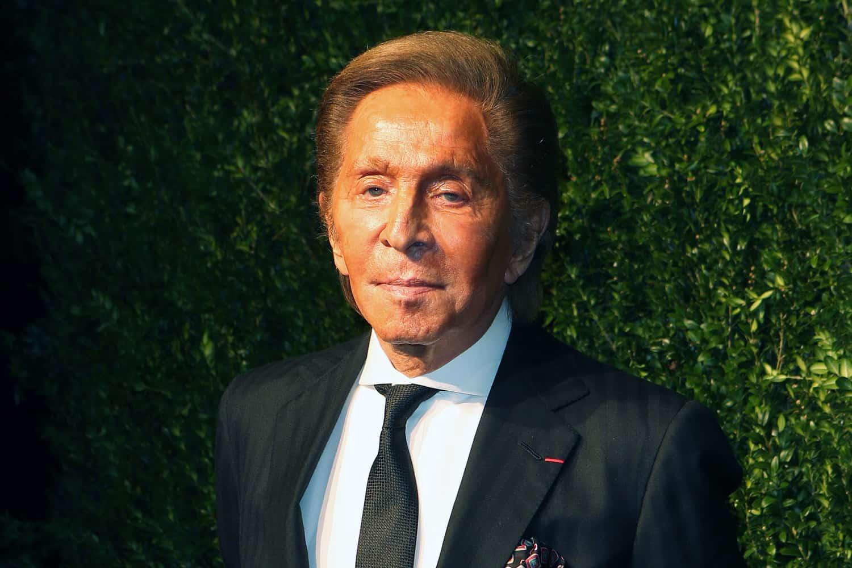 Valentino Garavani đoạt giải Legacy Awards tại Giải thưởng Thời trang Xanh