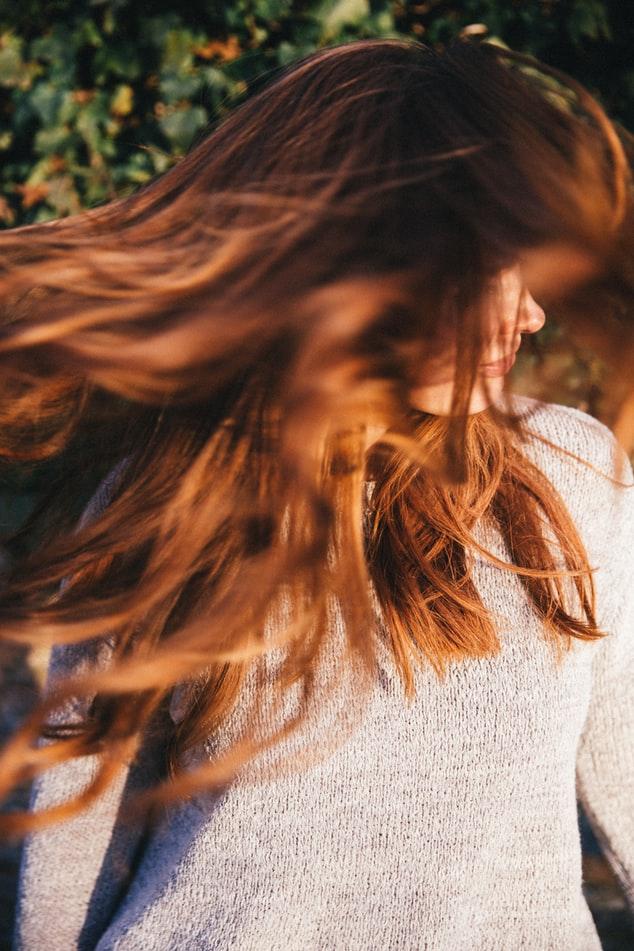 tóc đổ dầu có thể gội 2 lần