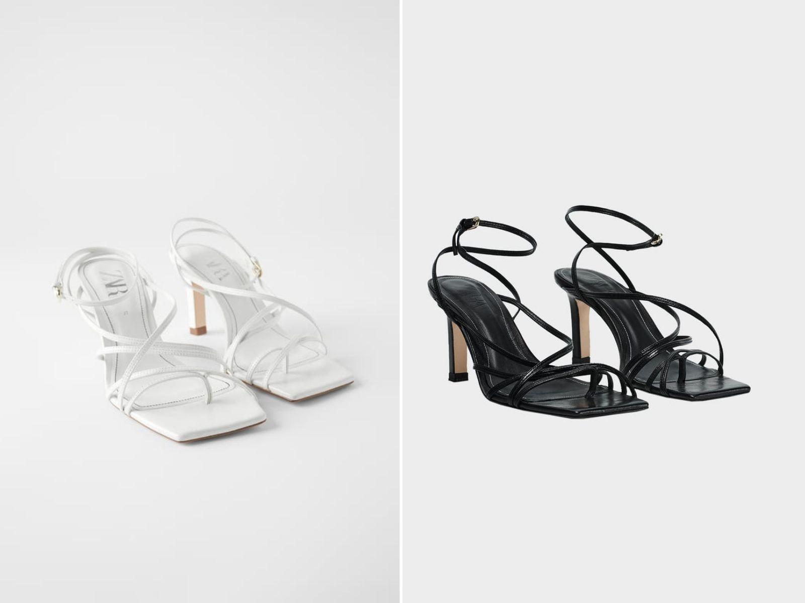 giày mũi vuông zara