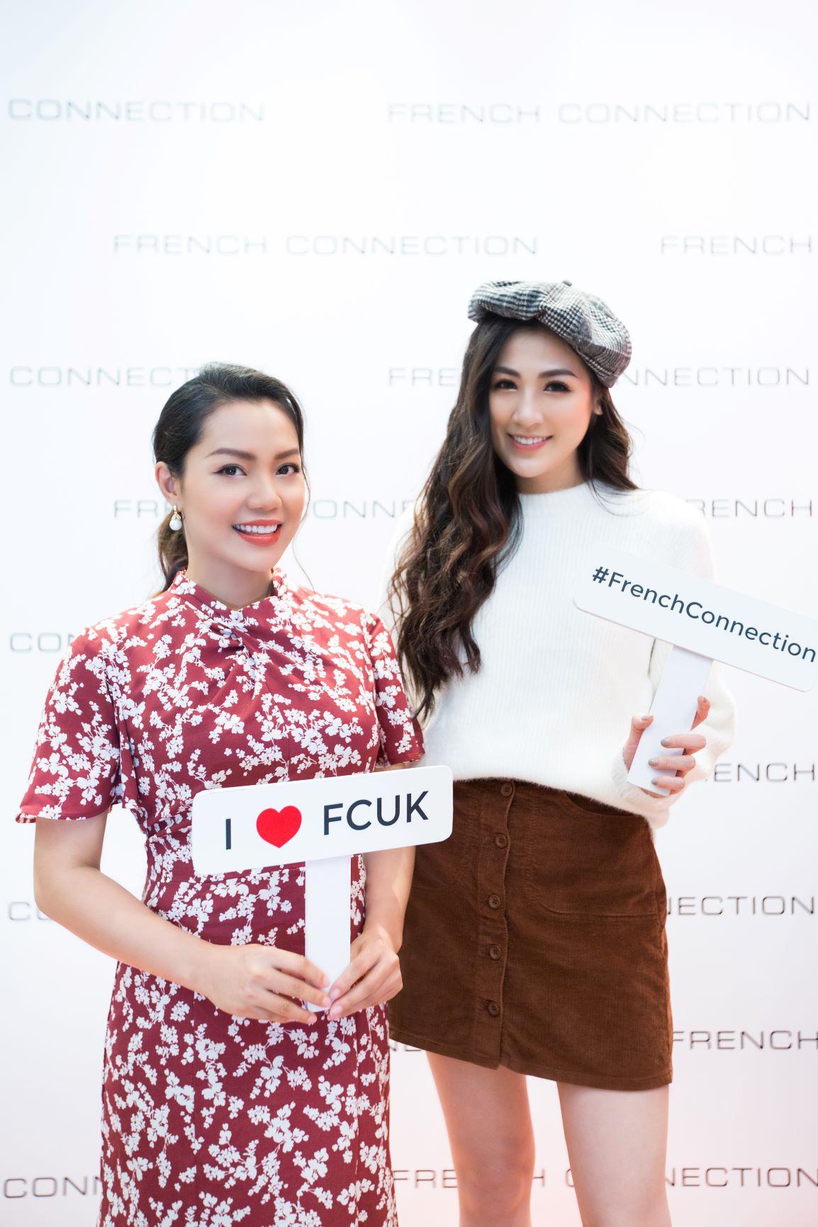 Song Anh chiếm spotlight tại sự kiện thời trang FCUK
