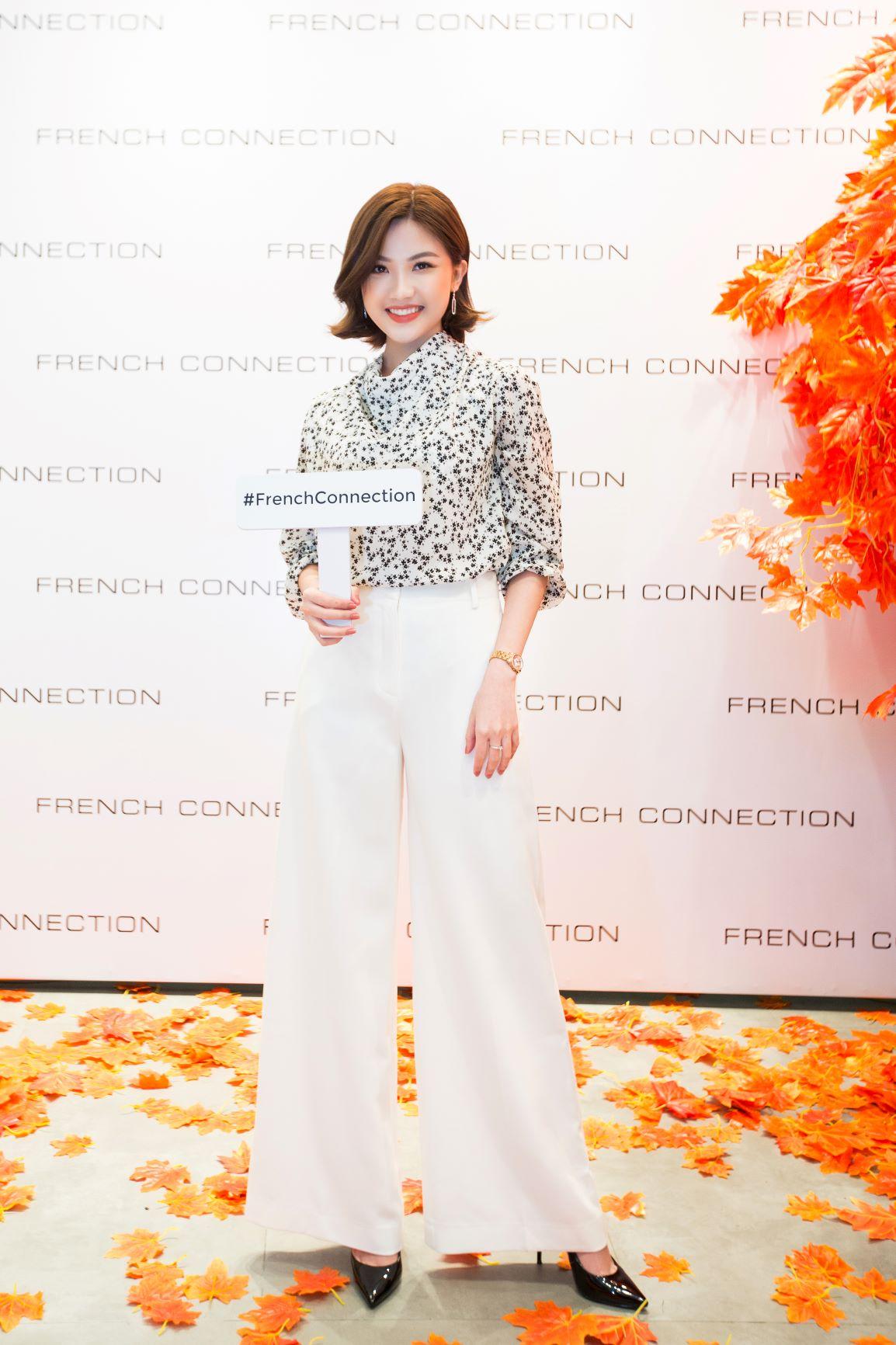 Outfit thời trang Thu - Đông của diễn viên Lương Thanh