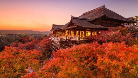 Thưởng ngoạn những điểm du lịch mùa Thu hấp dẫn nhất thế giới