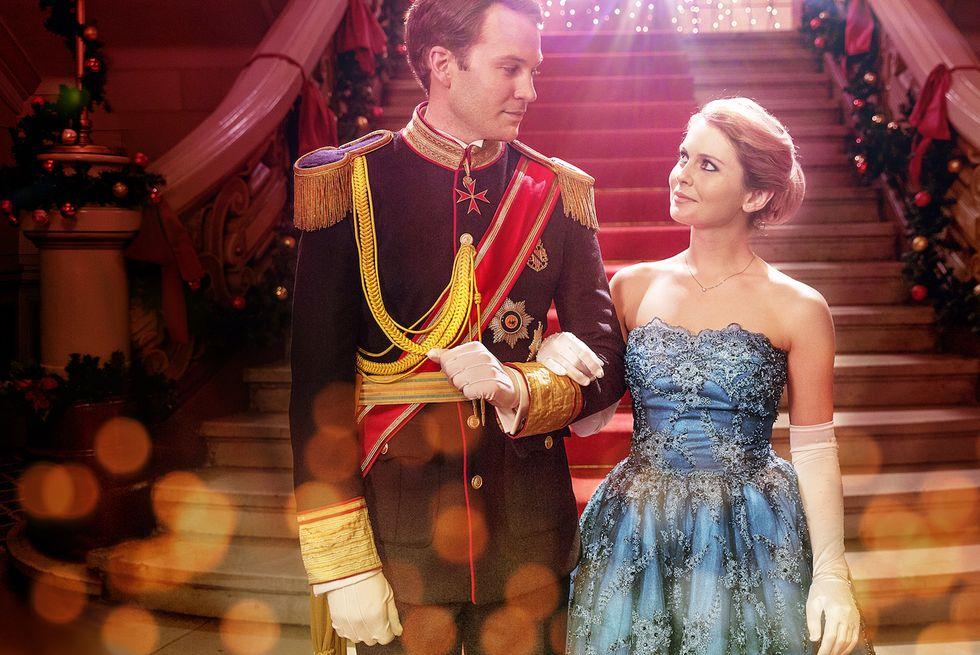 phim hài lãng mạn a christmas prince the royal baby