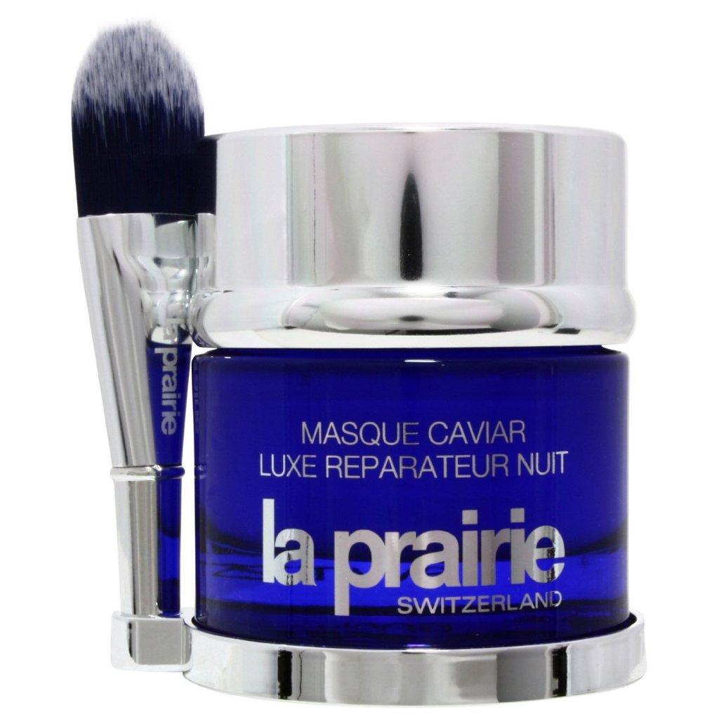 mask cấp nước qua đêm la prairie skin caviar xanh