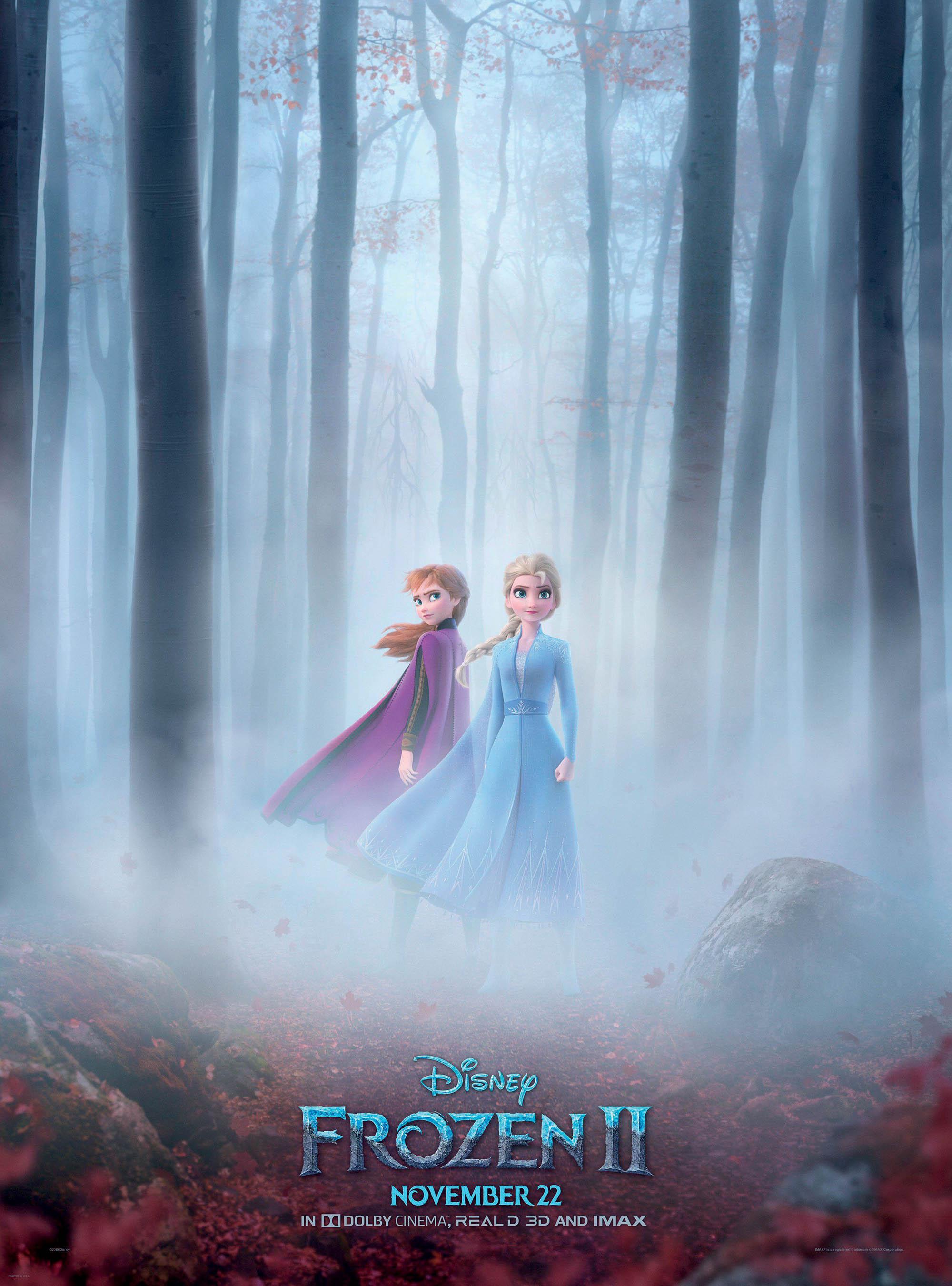 phim chiếu rạp poster Nữ hoàng băng giá phần 2