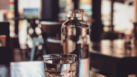 Nước muối sinh lý - Nguyên liệu làm đẹp