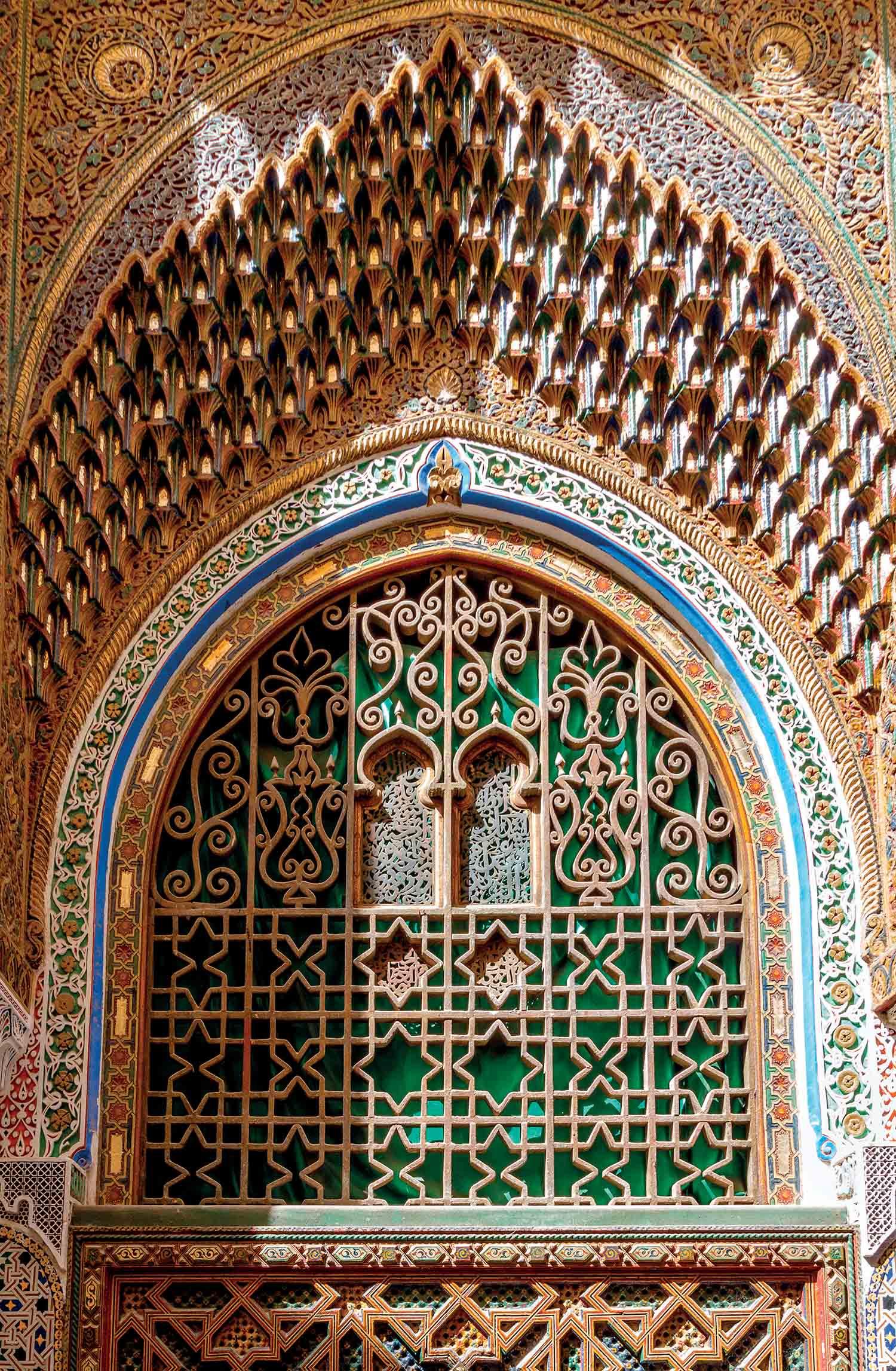 Morocco du lịch khung cửa trường đại học lâu đời