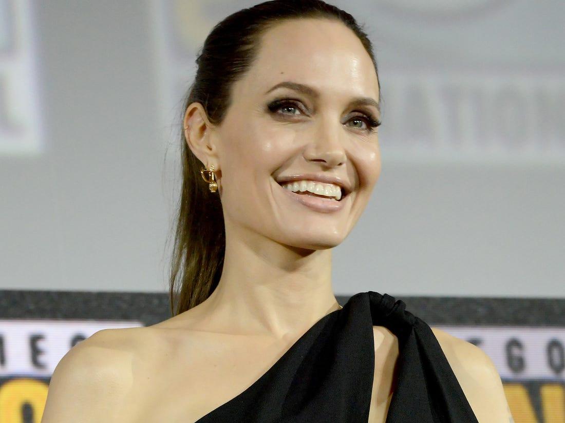 Angelina-Jolie-D23 Marvel