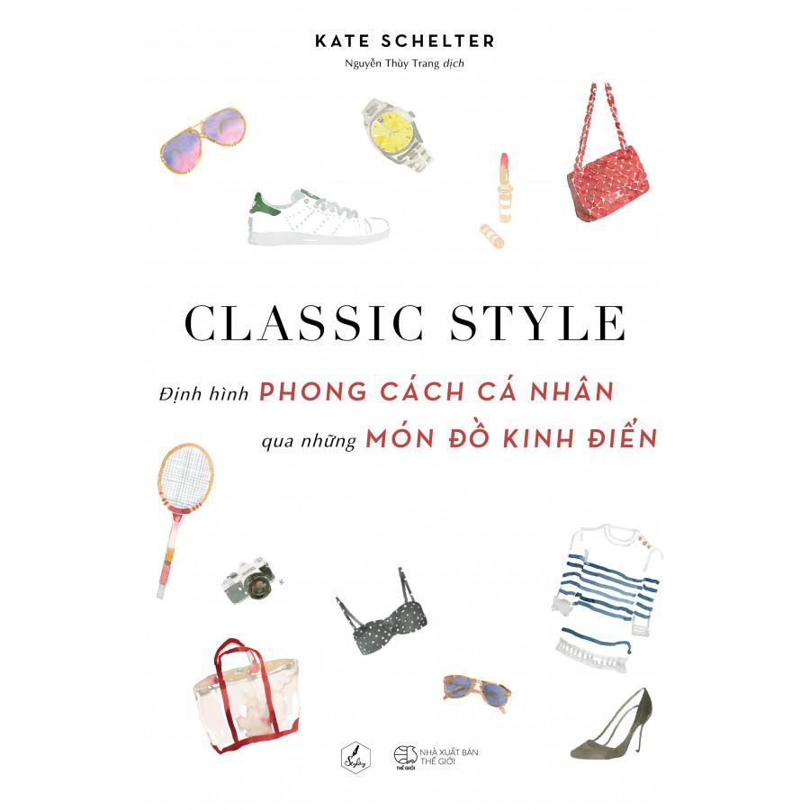 CLASSIC STYLEs - sách thời trang