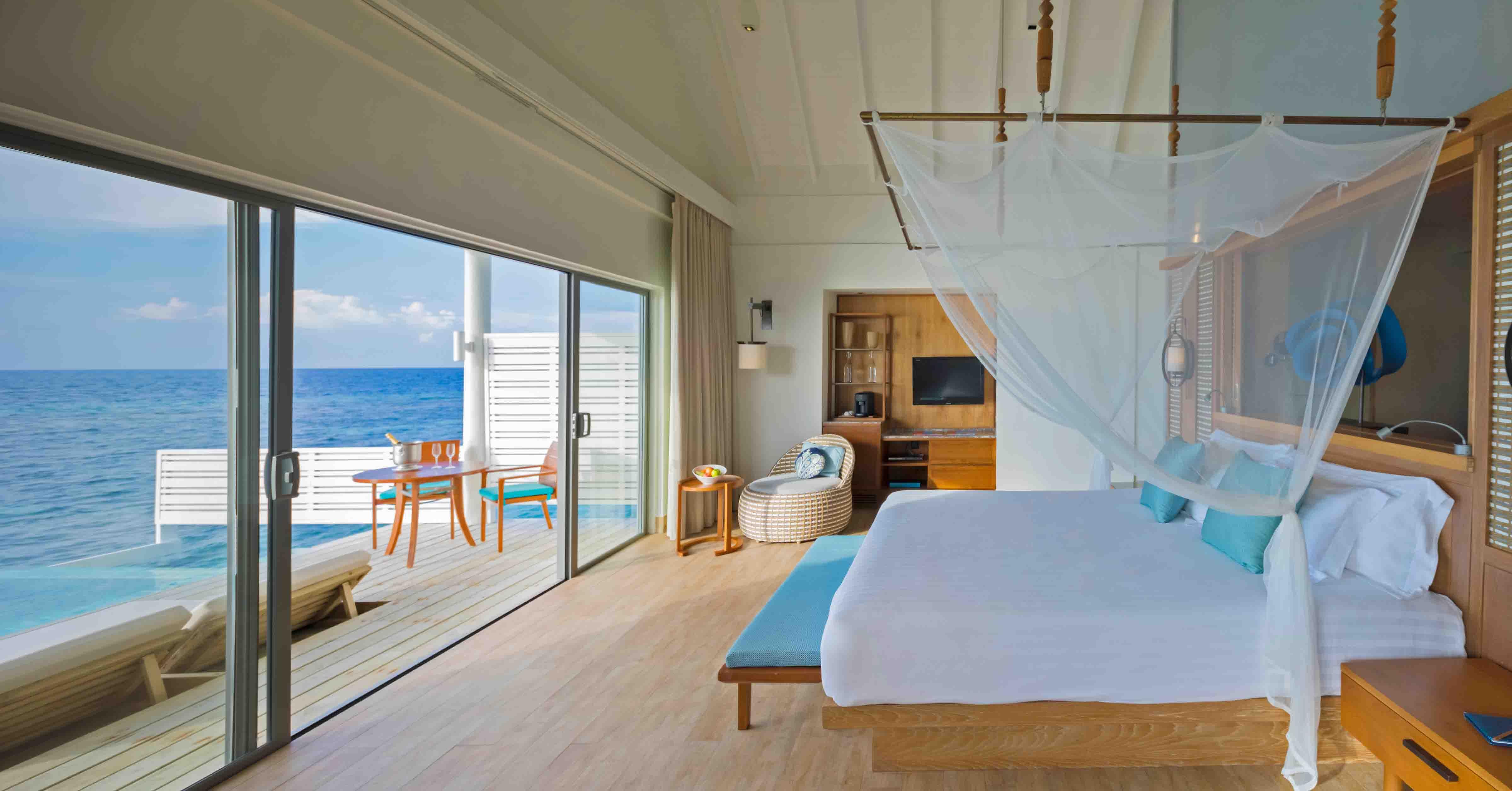 Centara Grand Island Resort & Spa Maldives 1