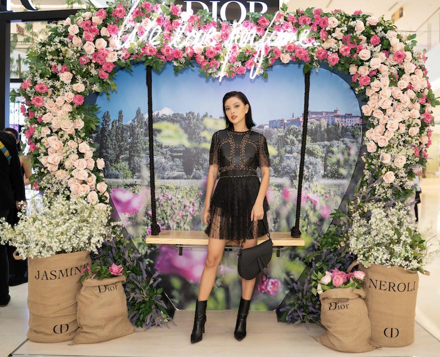 Tú Hảo tham dự sự kiện Dior Les Parfums.