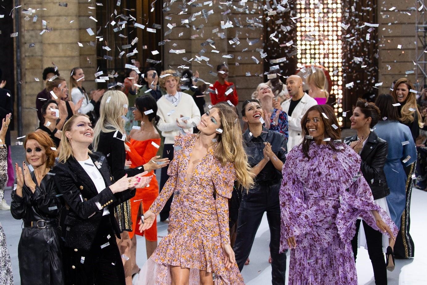Lễ hội làm đẹp của L'Oréal Paris tại Tuần lễ thời trang Paris