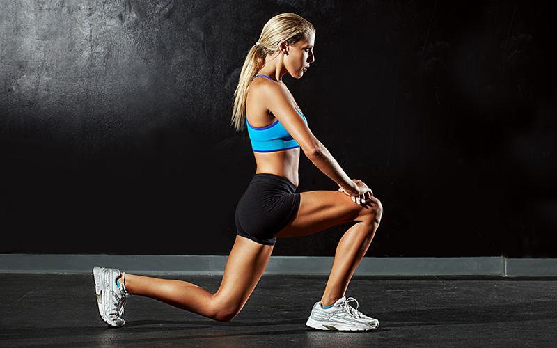 thể dục tại nhà cho nữ
