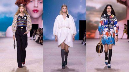 BST Louis Vuitton Xuân - Hè 2020: Dòng chảy thời gian và nghệ thuật