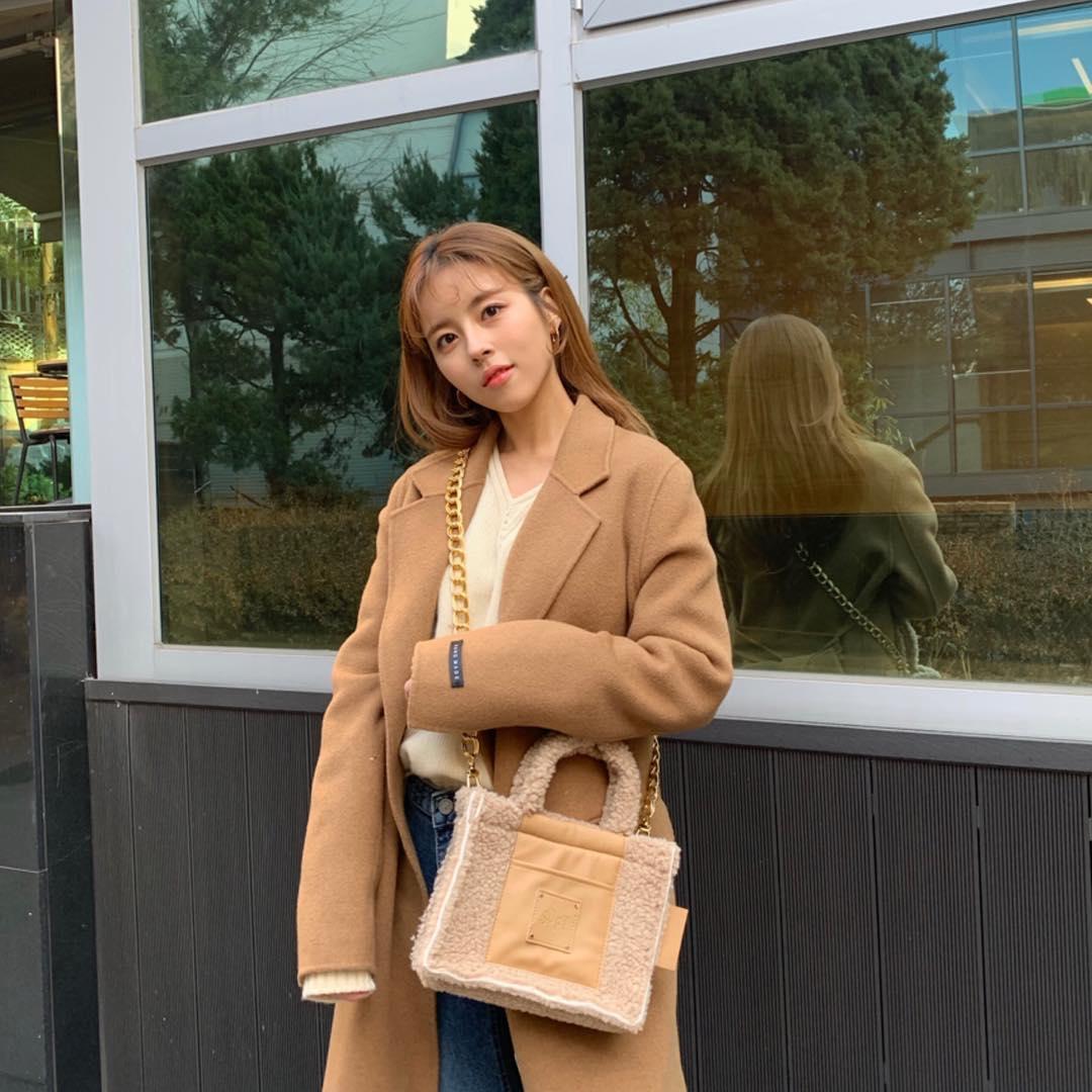 cách phối đồ warm undertone - Dohee