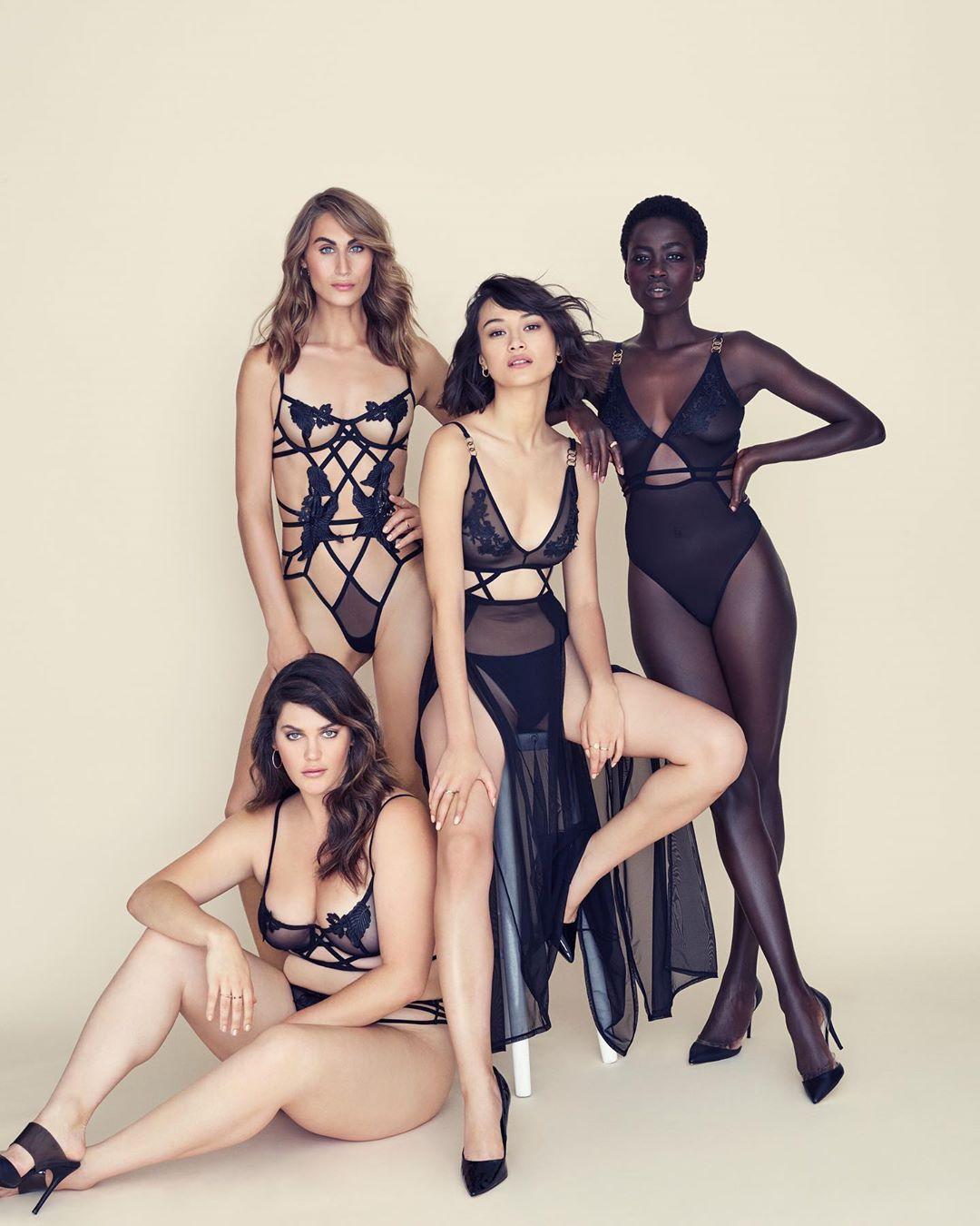chiến dịch Victoria's Secret #loveyourself - xu hướng ngành thời trang