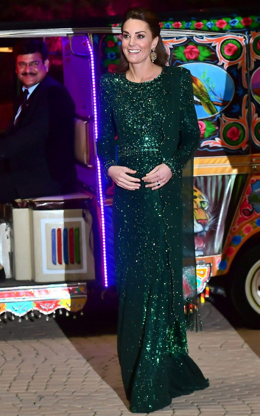 Công nương Kate trong chuyến viếng thăm Pakistan 2020