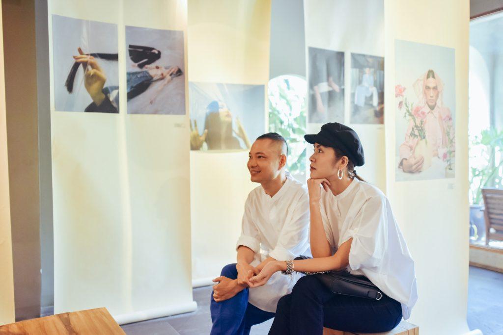 Anh Dzũng Yoko và diễn viên Tăng Thanh Hà