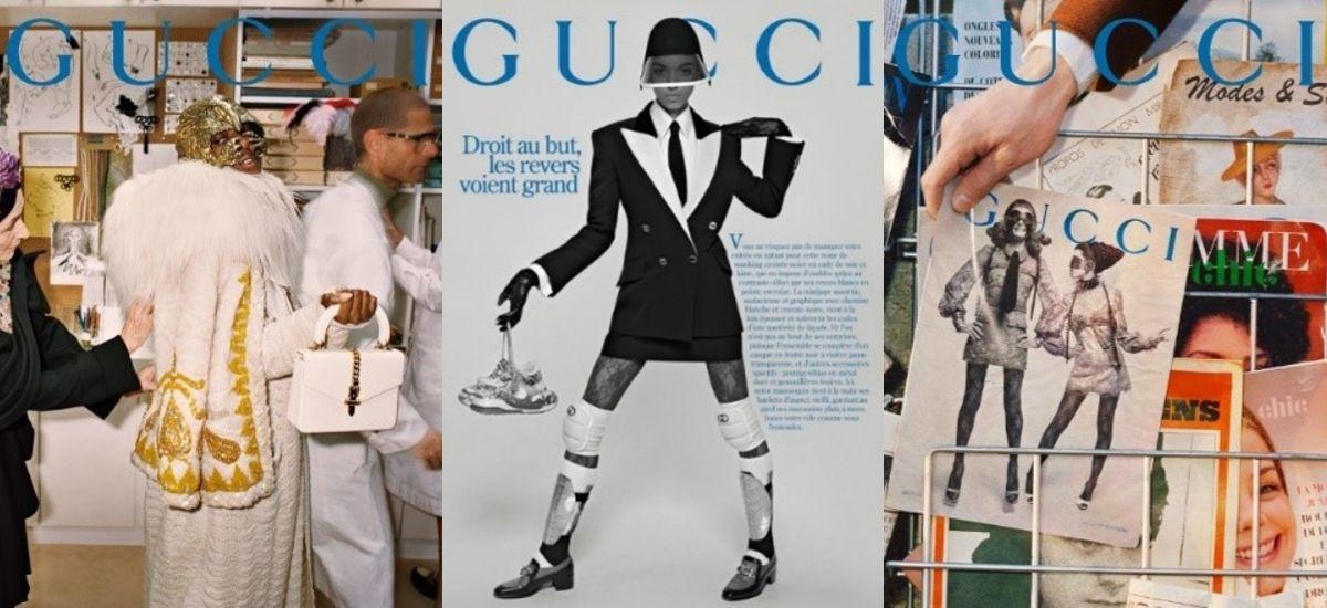 Gucci Thu - Đông 2