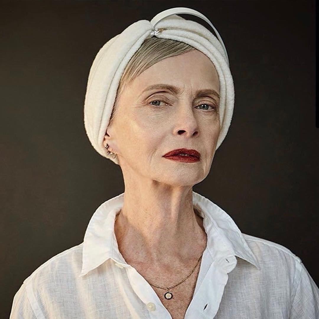 Người mẫu lớn tuổi - xu hướng ngành thời trang