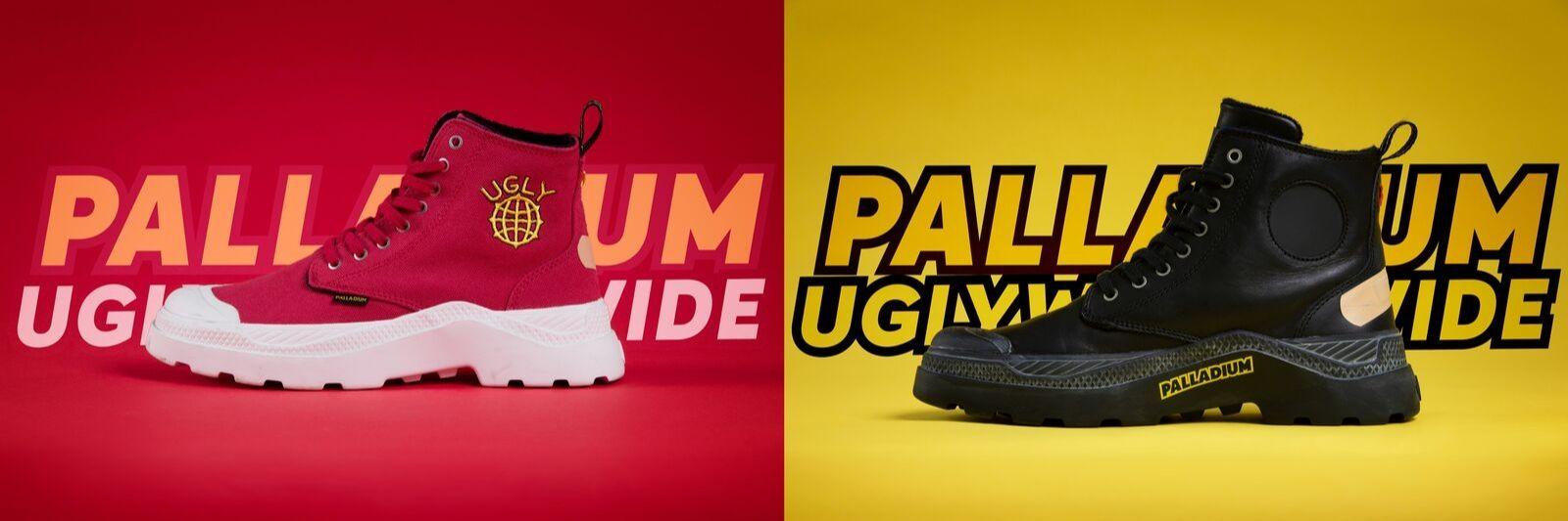 Palladium Pallalix x Jazzelle