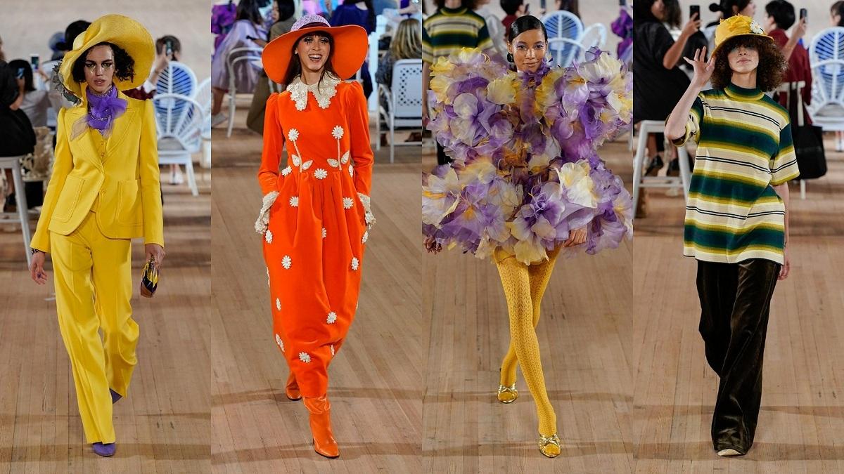 show marc jacobs tại tuần lễ thời trang paris