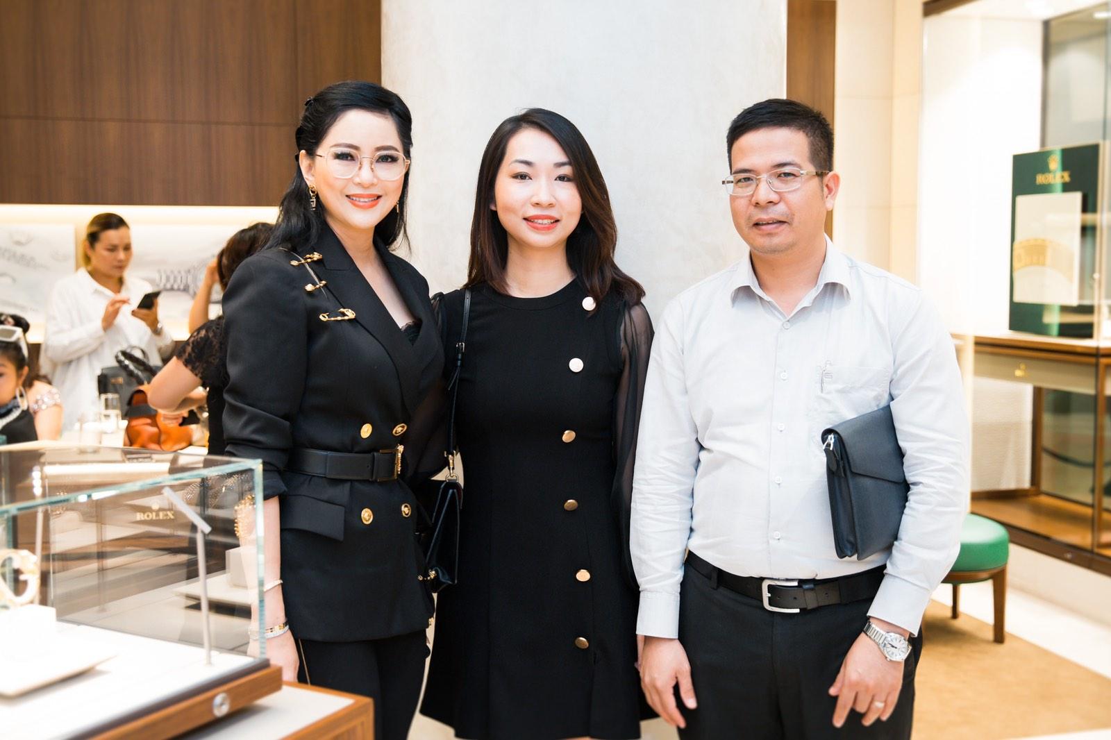 Sự kiện khai trương cửa hàng Rolex Tràng Tiền Plaza