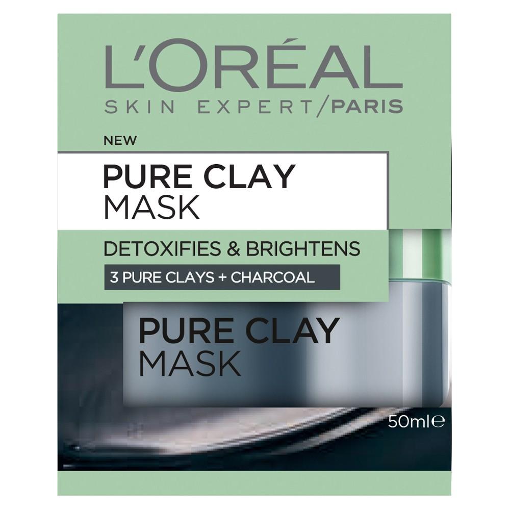 Mặt nạ đất sét L'Oréal giúp thải độc da
