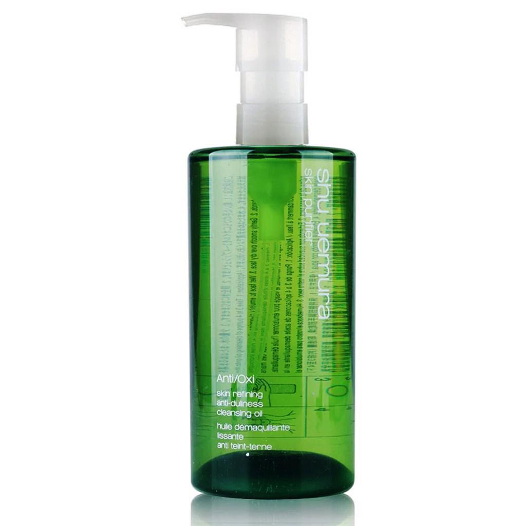 Tẩy trang dạng dầu Shu Uaemura hỗ trợ thải độc da.